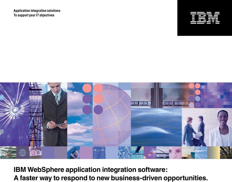 application integration software: A faster