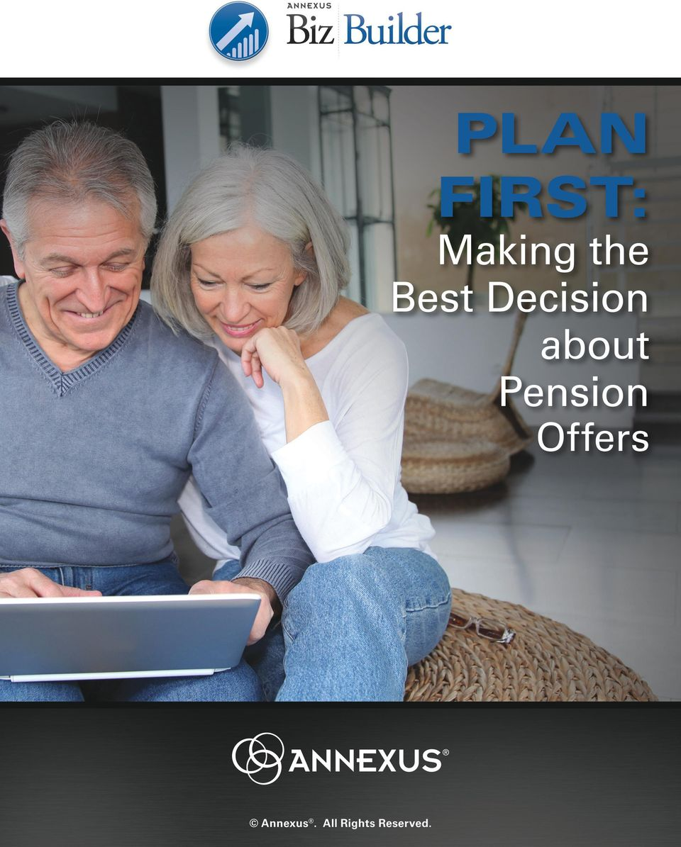 about Pension Offers