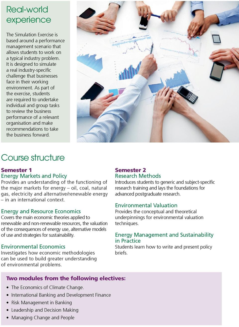 As part of the exercise, students are required to undertake individual and group tasks to review the business performance of a relevant organisation and make recommendations to take the business