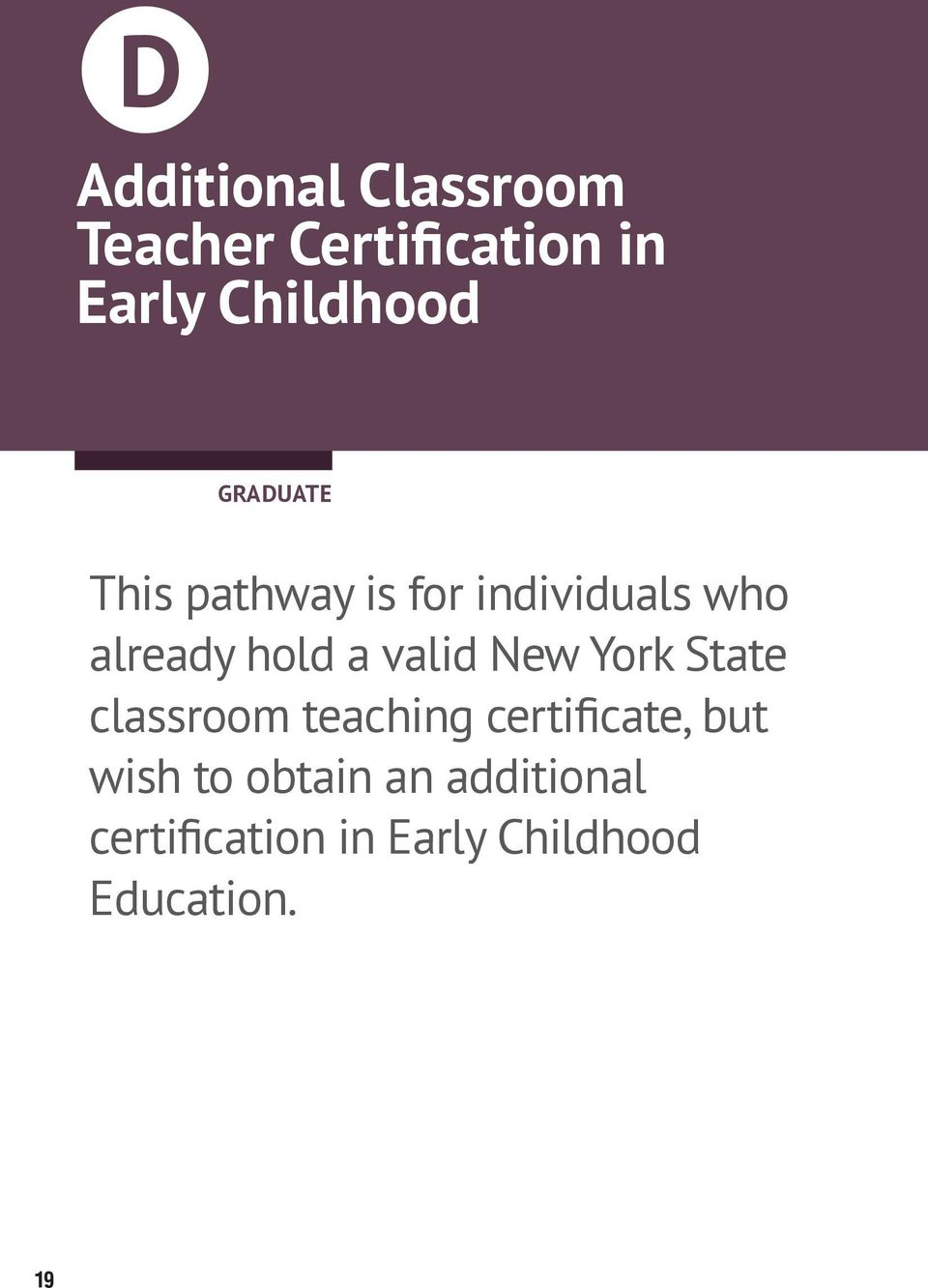 Pathway Guide To Nyc Early Childhood Pdf