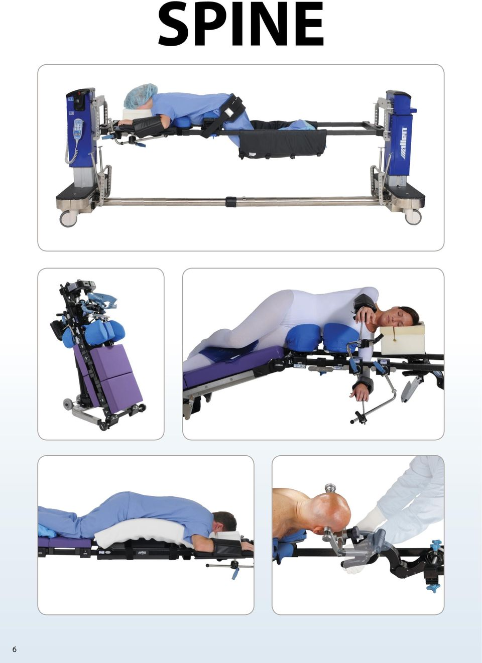 2014 Catalogue Innovative Patient Positioning for Surgery - PDF
