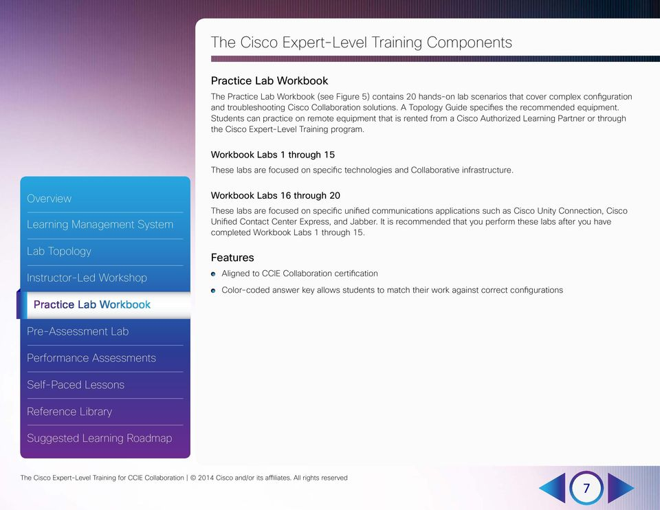 The Cisco Expert Level Training For Ccie Collaboration Pdf