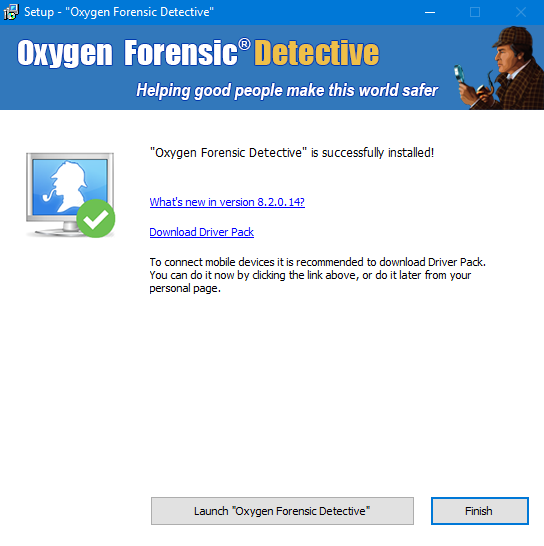 OXYGEN FORENSIC DETECTIVE GETTING STARTED - PDF