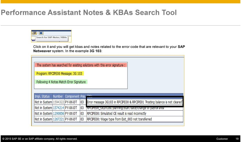 Support Essentials: What a Customer Should Know About SAP