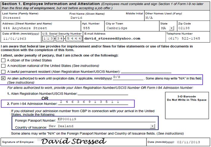Form I-9: Refresher Training  CWD March PDF