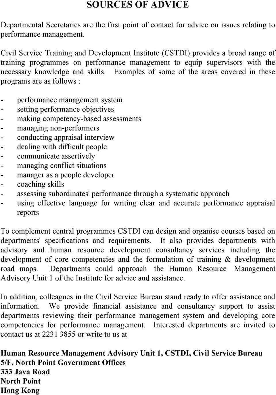Performance Management Guide - PDF