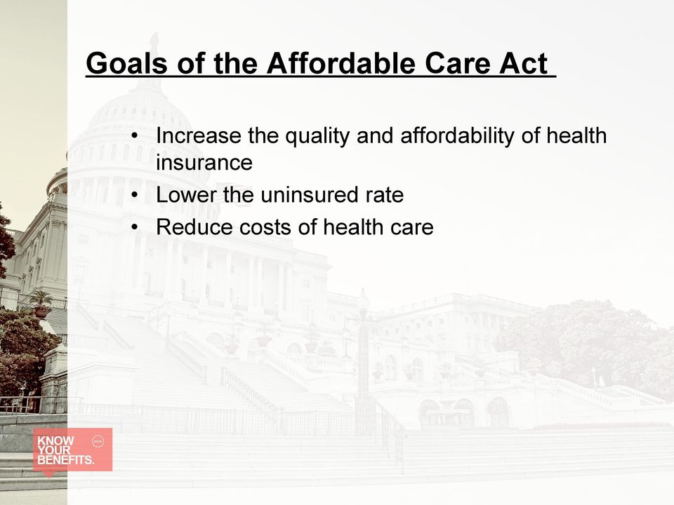 affordability of health insurance