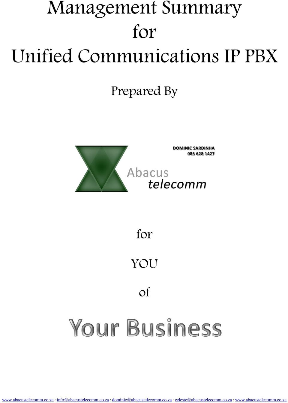 Communications IP
