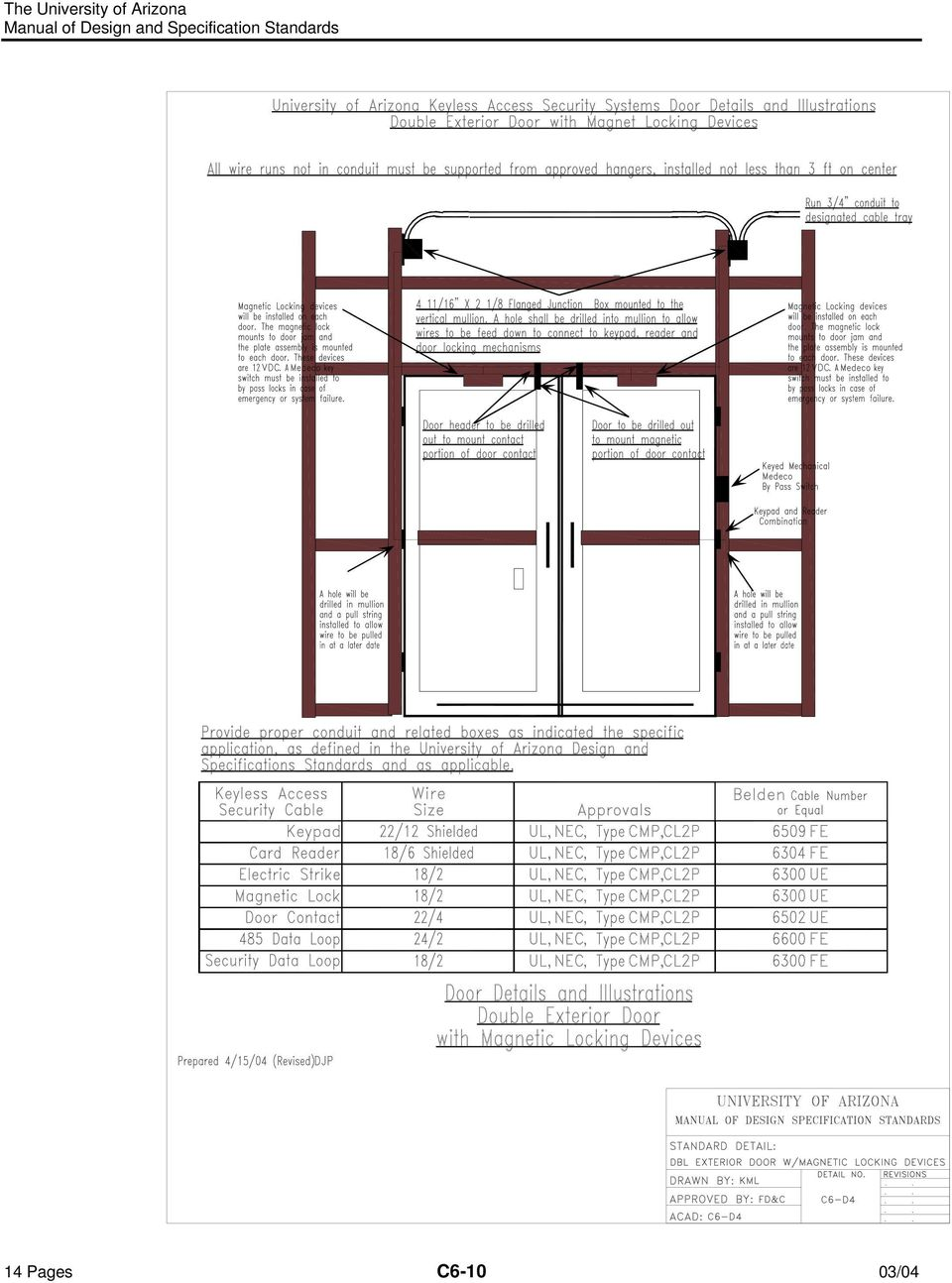 Tab C 6 Keyless Access And Security System Guideline Pdf Card Wiring Diagram 03 04