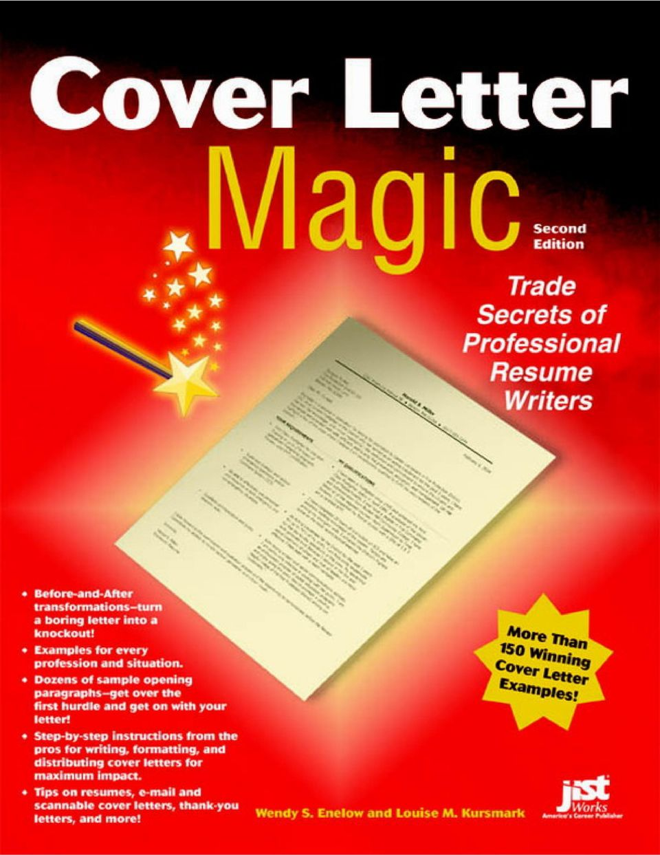 Cover Letter MagicSecond Edition Trade Secrets Of Professional