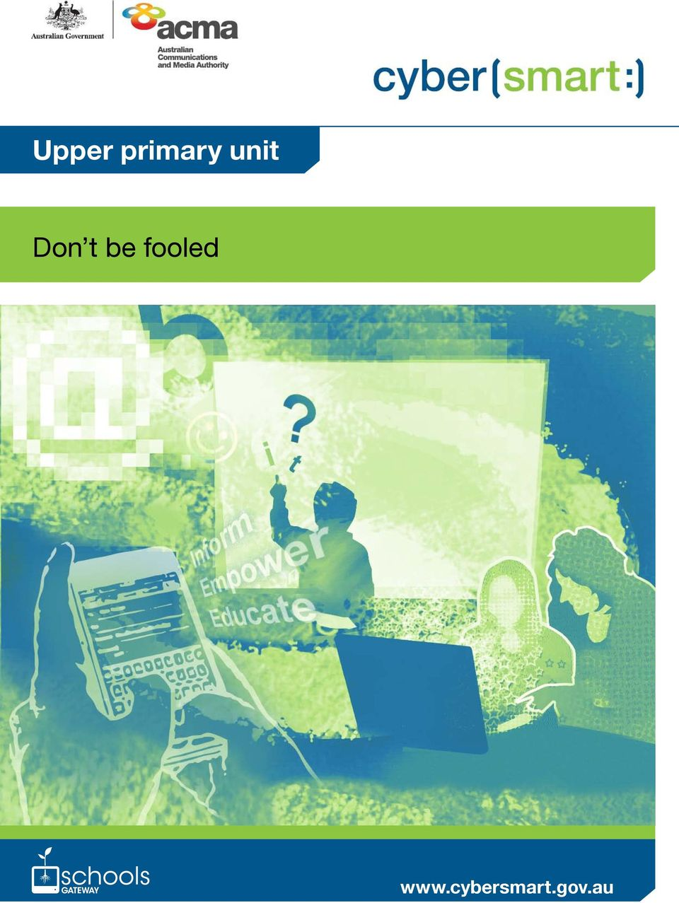 Upper primary unit. Don t be fooled. - PDF