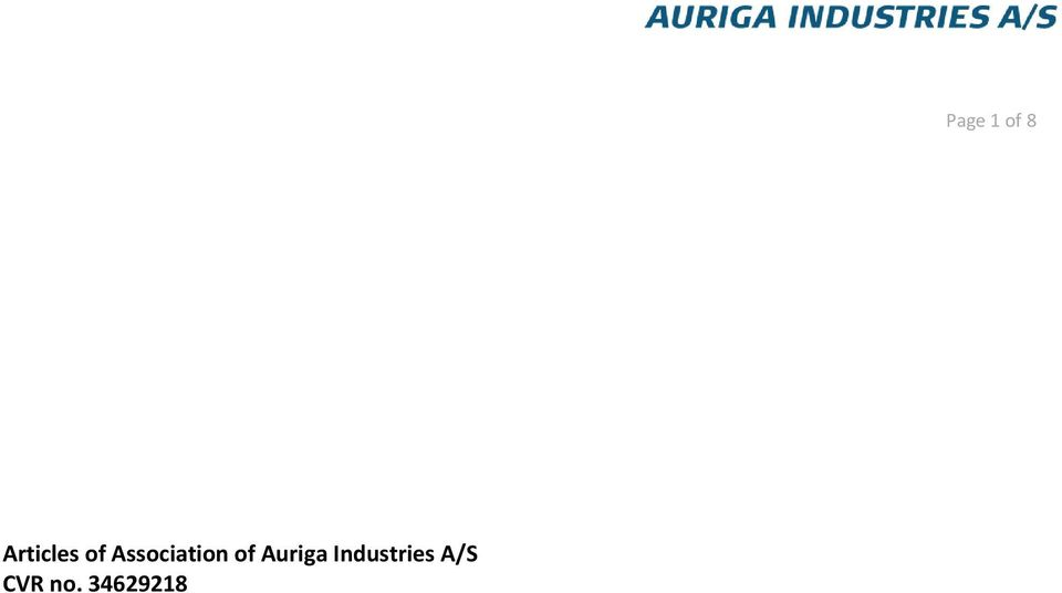 Auriga Industries