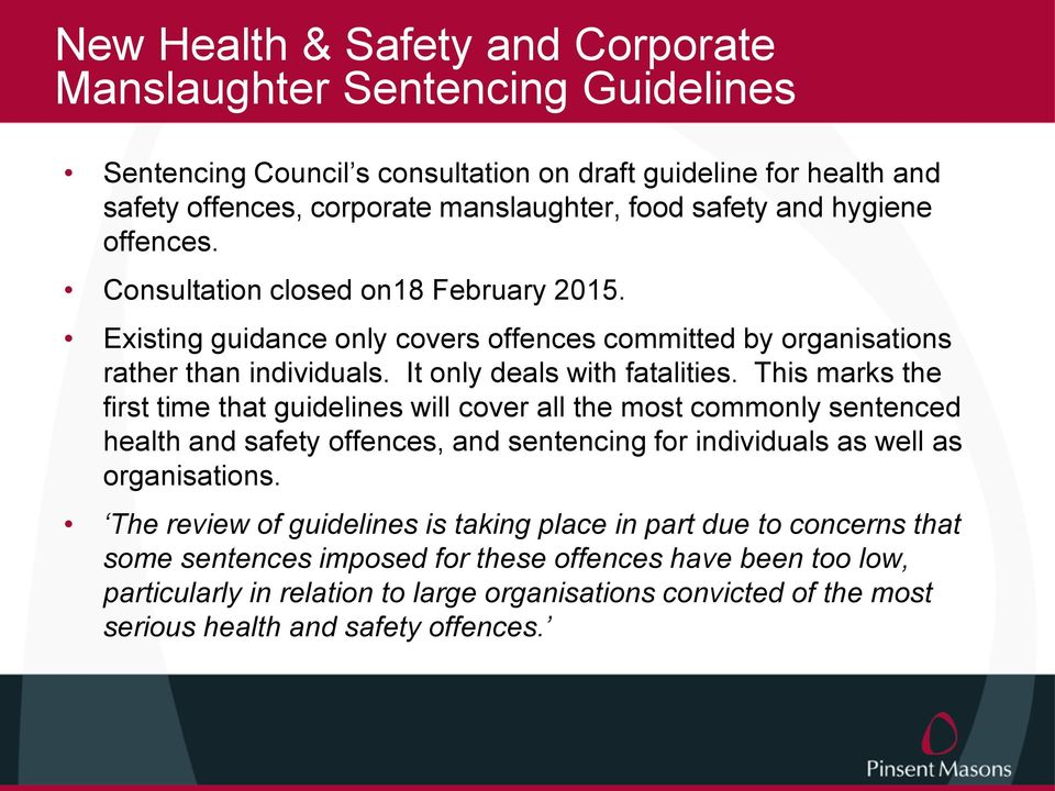 Health And Safety Legal Update Laura Cameron Pdf Free