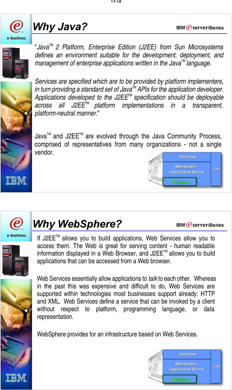 1-2  Why WebSphere  Doug Fulmer  WW Sales Exec, e-bus Infrastructure