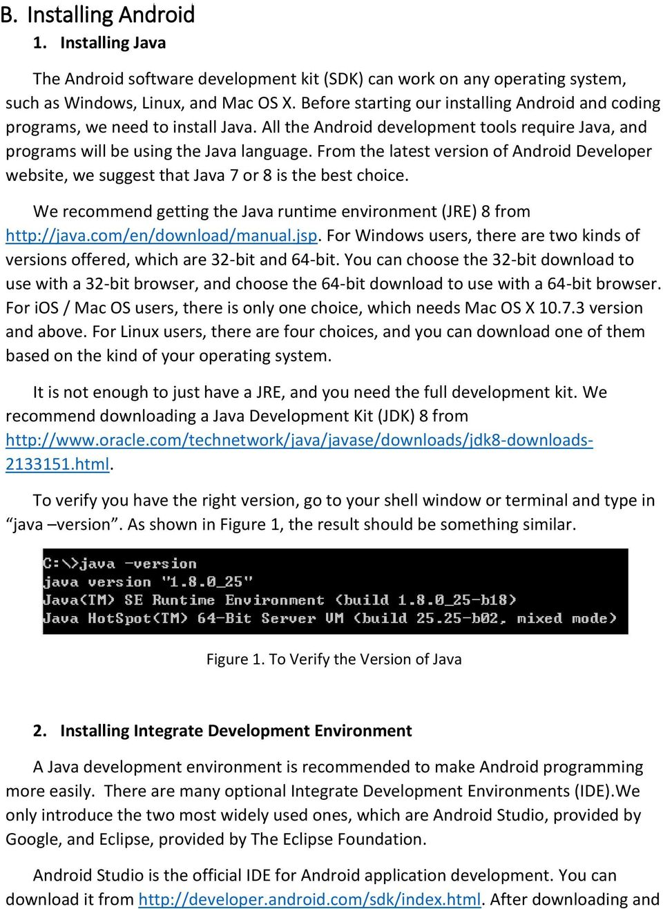 Android Mobile App Building Tutorial - PDF
