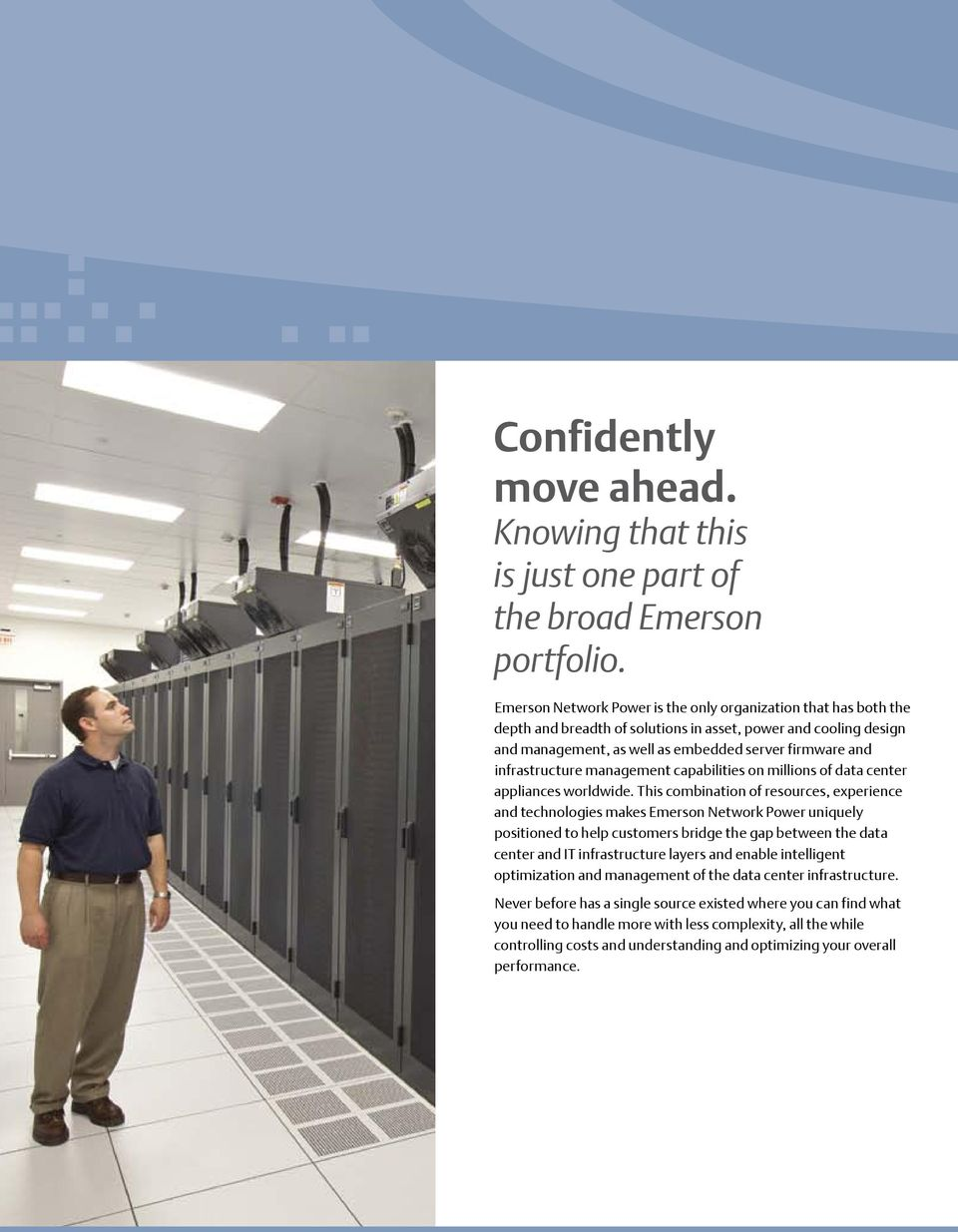 infrastructure management capabilities on millions of data center appliances worldwide.