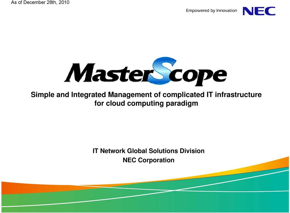 infrastructure for cloud computing paradigm