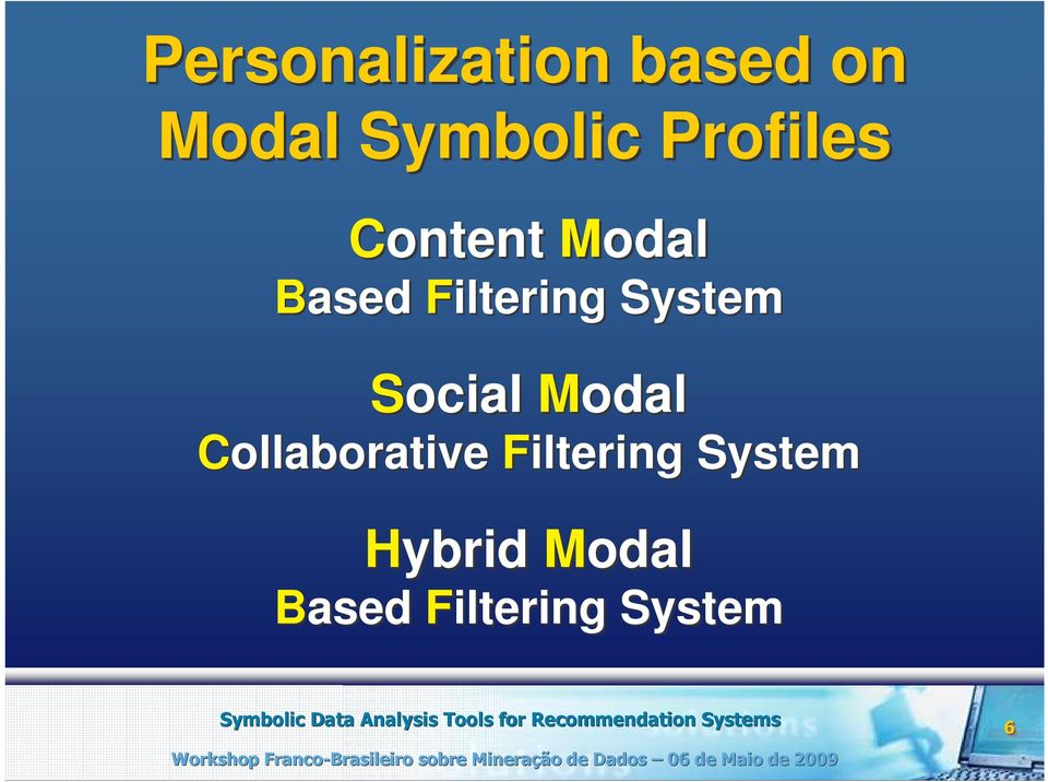 System Social Modal Collaborative