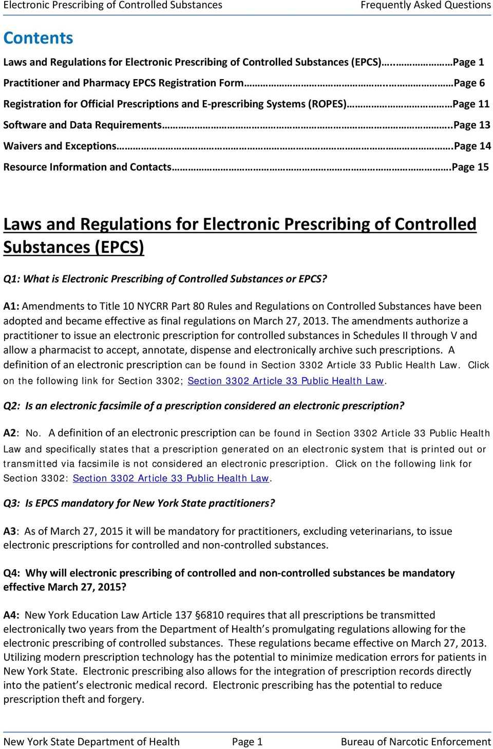 frequently asked questions for electronic prescribing of controlled