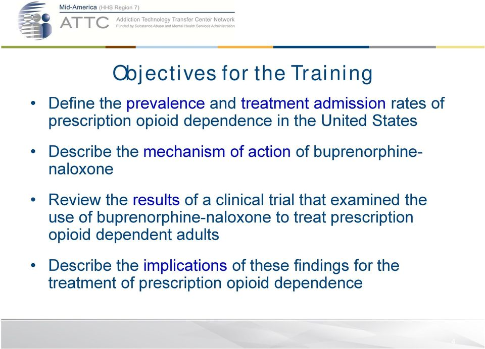 results of a clinical trial that examined the use of buprenorphine-naloxone to treat prescription opioid