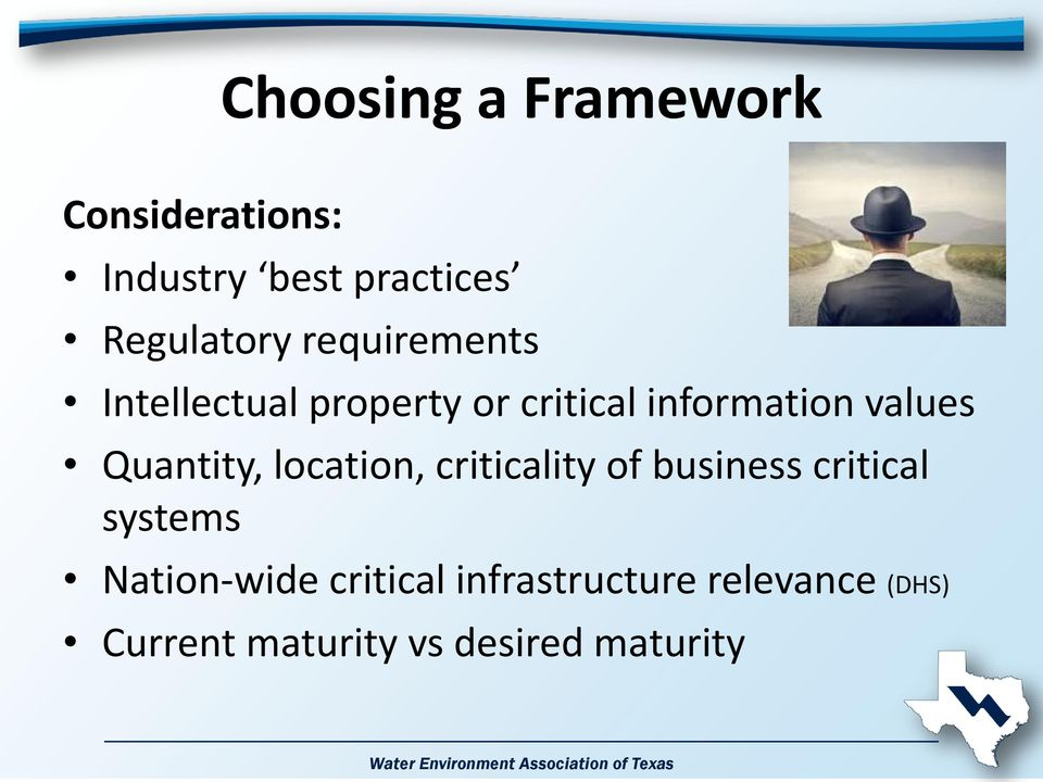 Quantity, location, criticality of business critical systems