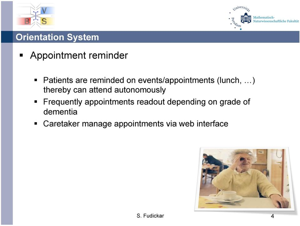 attend autonomously Frequently appointments readout