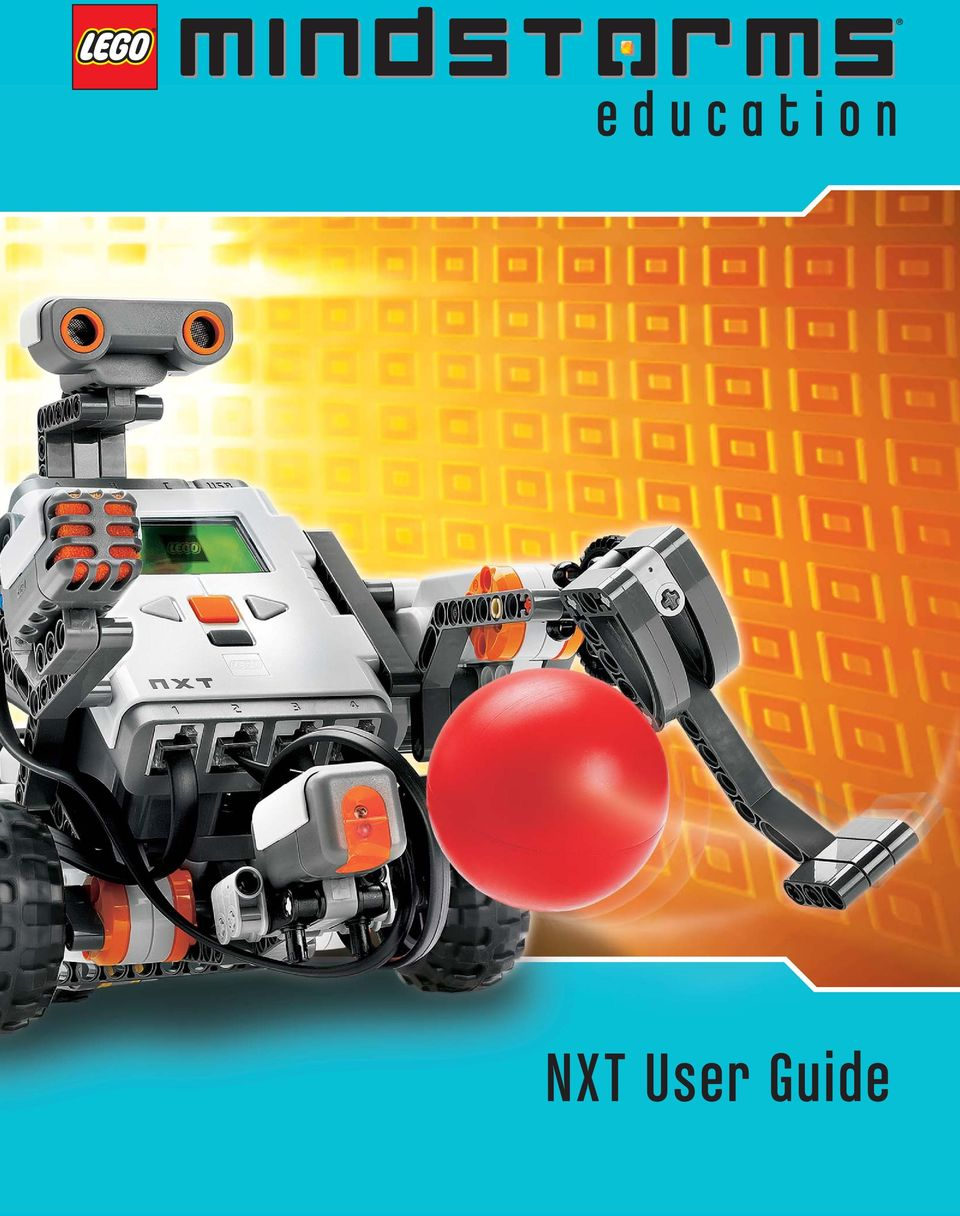 Introduction Welcome To Lego Mindstorms Education Pdf Electronic Ear For Rcx Module 2 Is The Next Generation In Educational Robotics Enabling Students Discover
