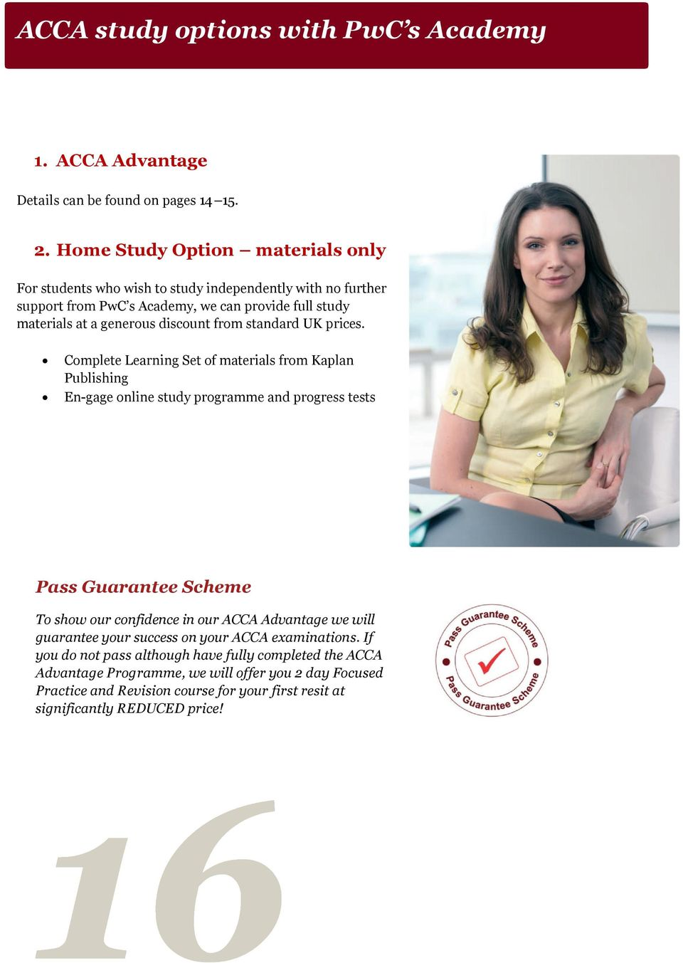 Play to win with ACCA Advantage in Lithuania PwC s Academy - PDF
