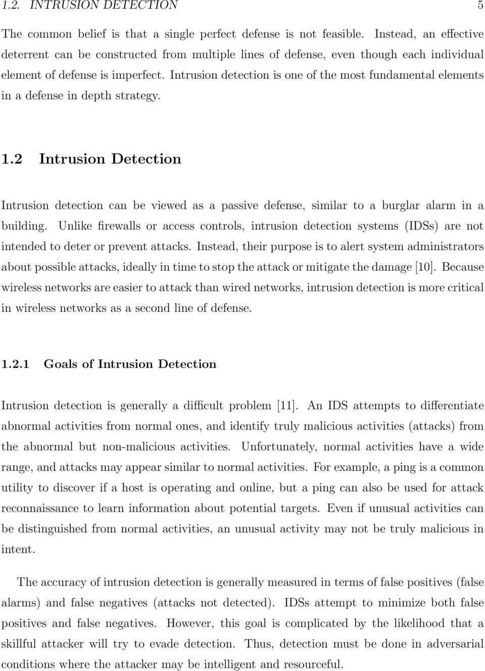 Intrusion Detection In Wireless Mesh Pdf Free Download