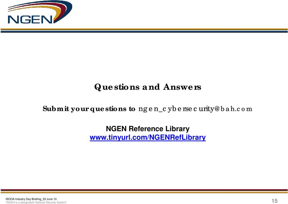 com NGEN Reference Library www.tinyurl.
