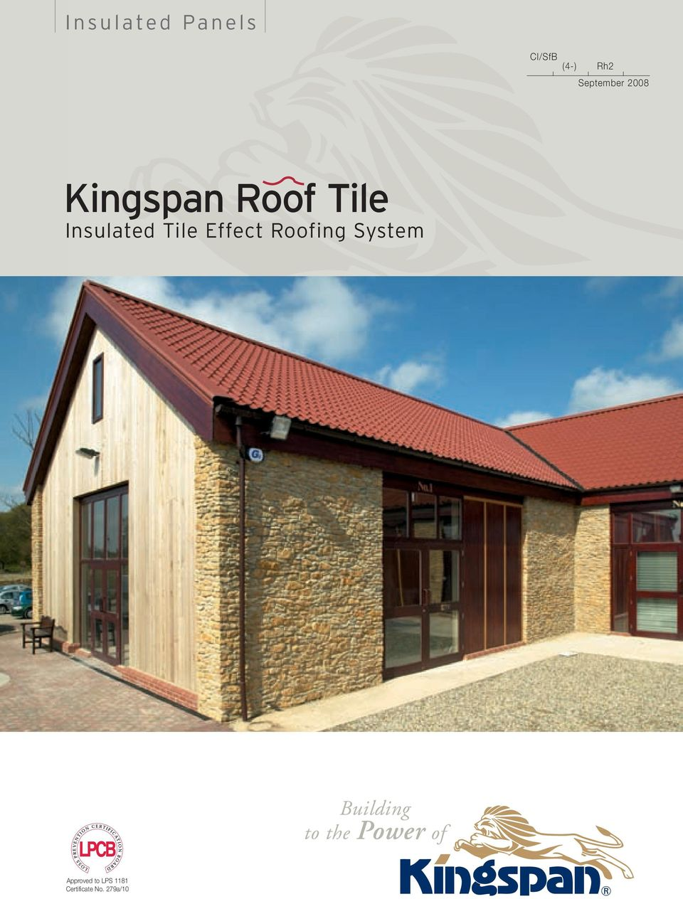 Kingspan Roof Panels Cost 12 300 About Roof