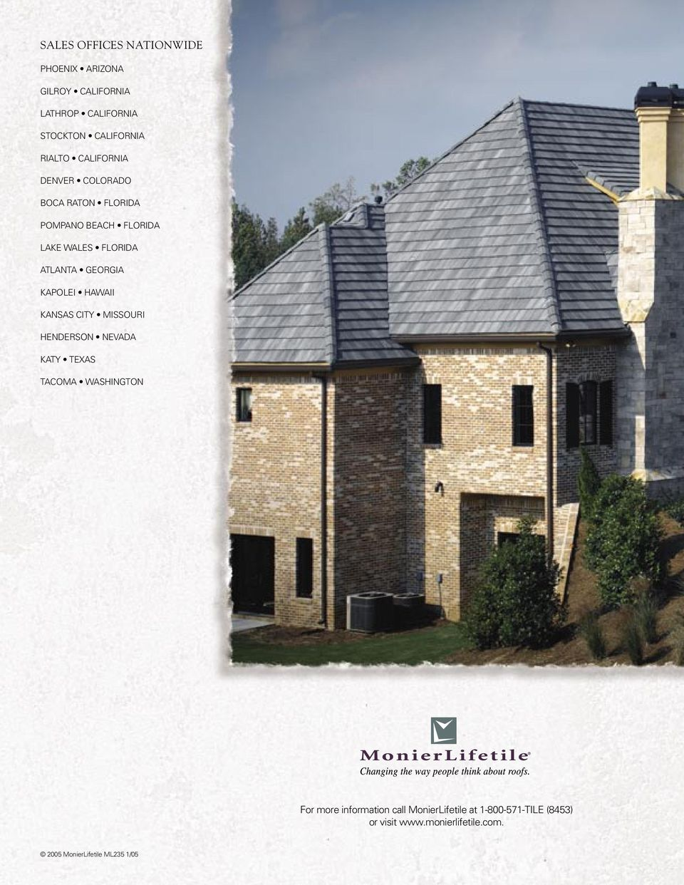 Maintaining Your Tile Roof Pdf Free Download