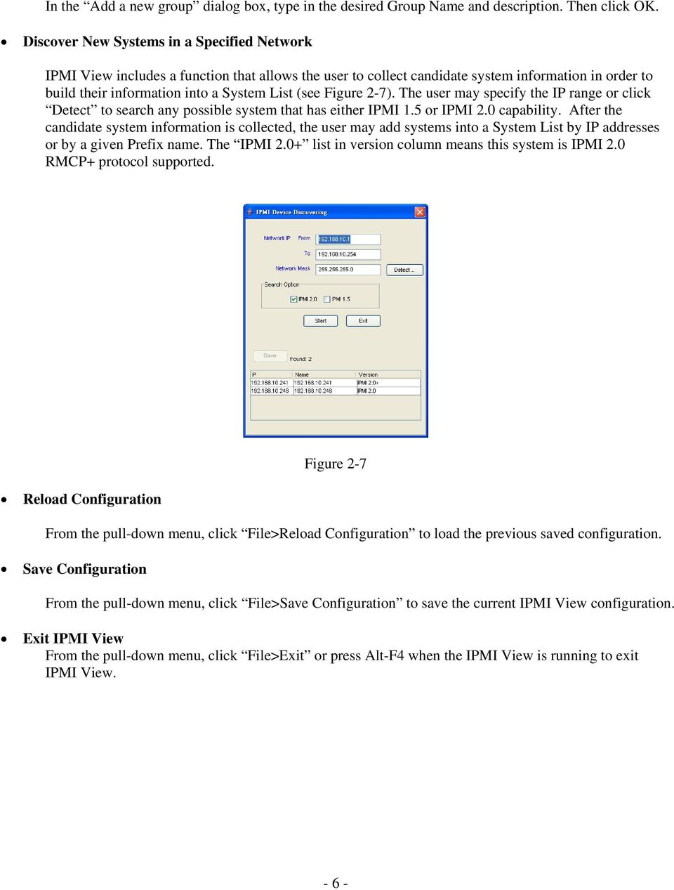IPMI View User s Guide - PDF