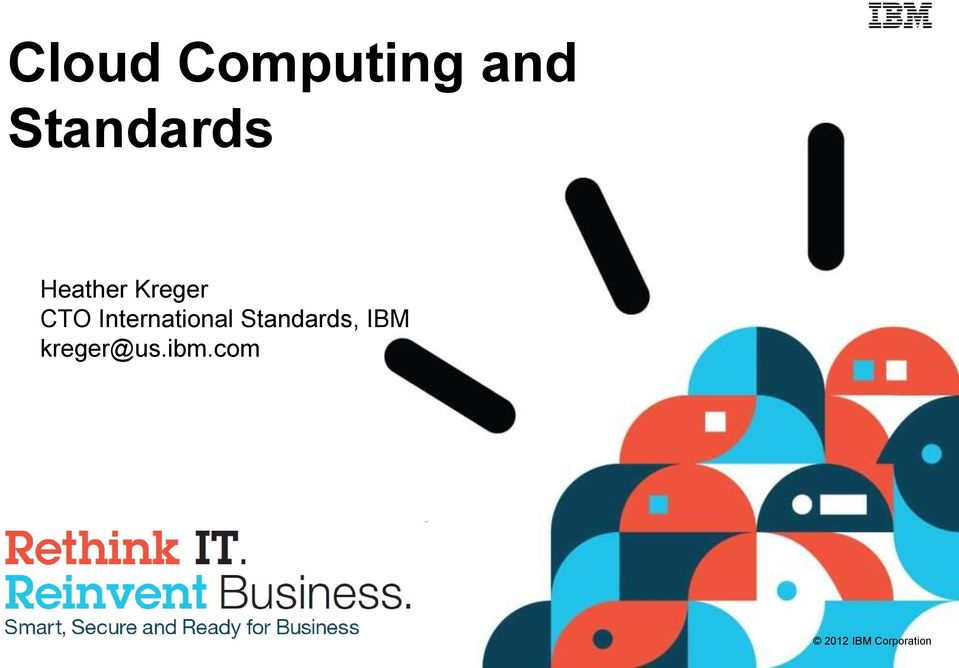 International Standards, IBM