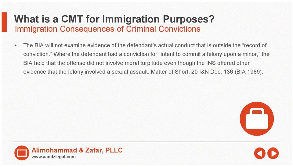 Immigration Consequences of Criminal Convictions Rehan
