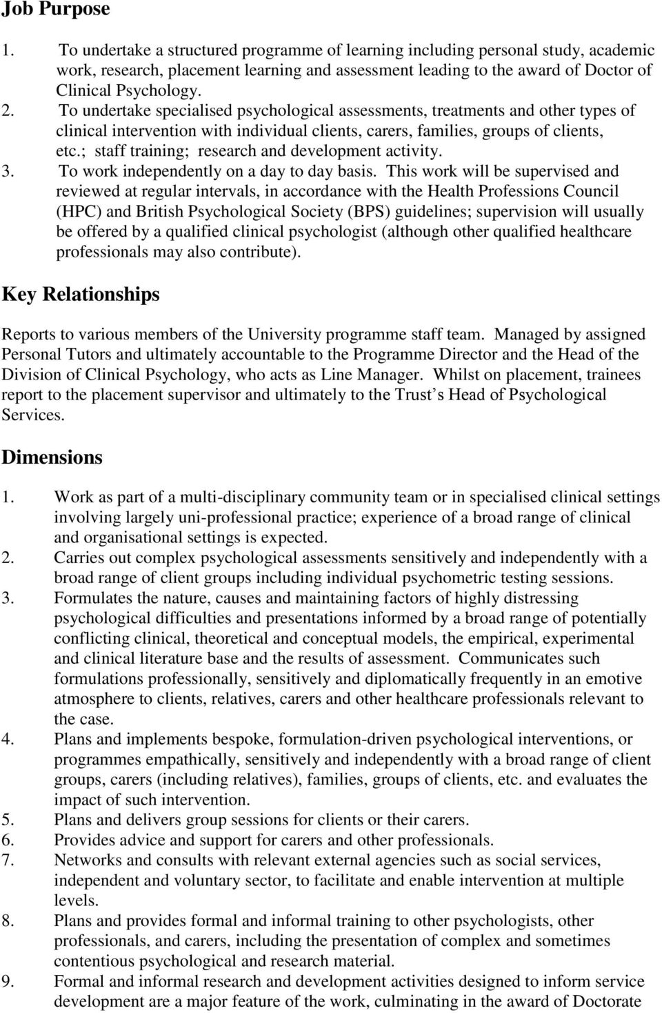 MANCHESTER MENTAL HEALTH AND SOCIAL CARE TRUST and DIVISION