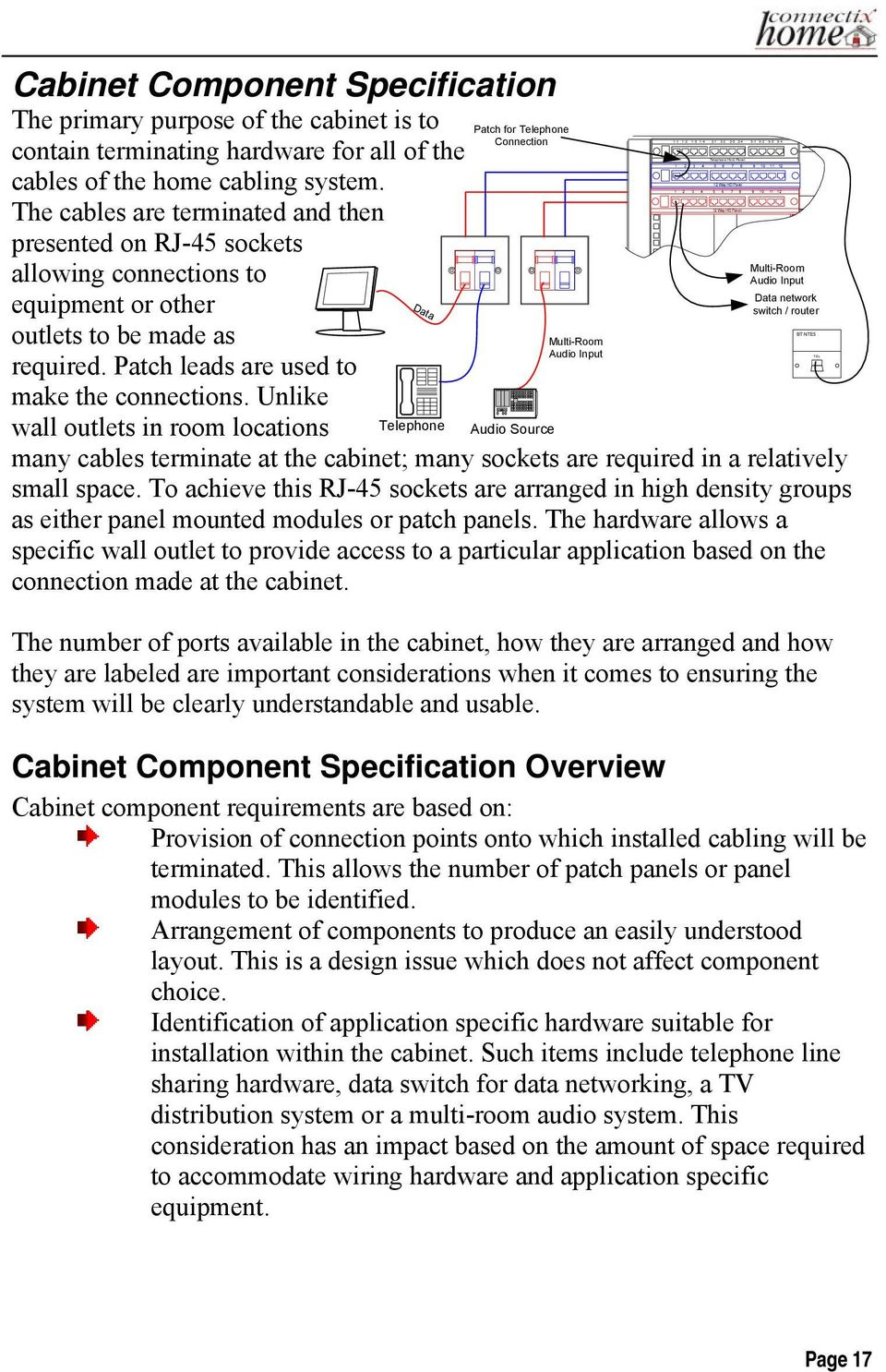 Home Cabling Systems Introduction Pdf Free Download