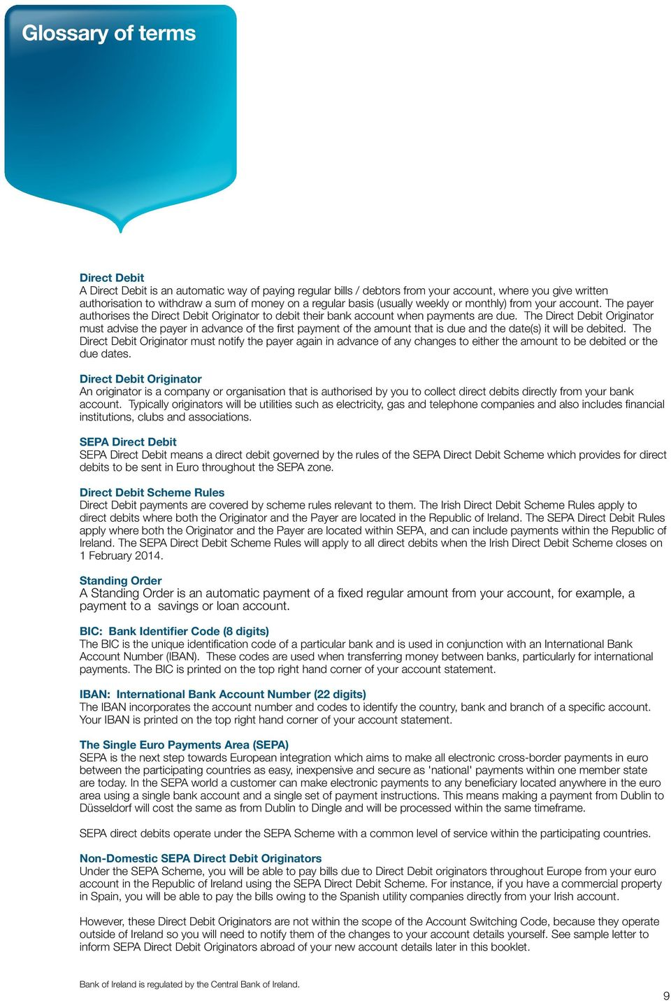 Switching your Business Current Accounts - PDF