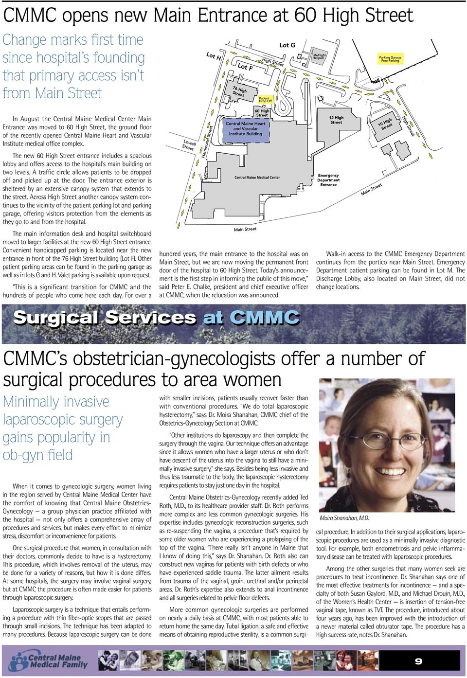 Central Maine Medical Family  Winter Update PDF