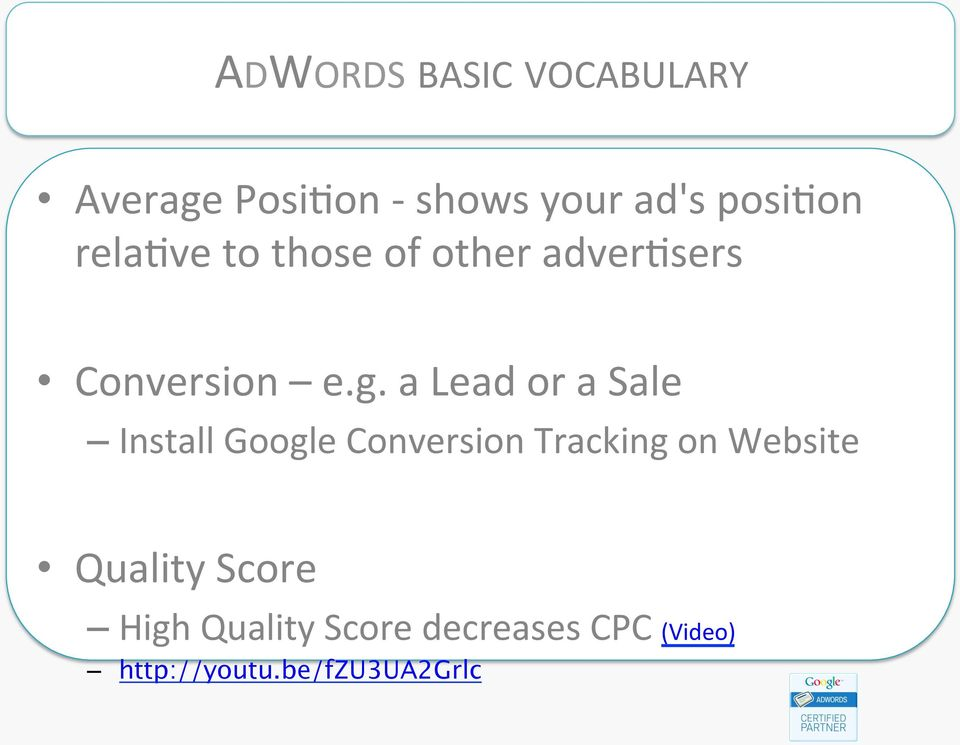 a Lead or a Sale Install Google Conversion Tracking on Website