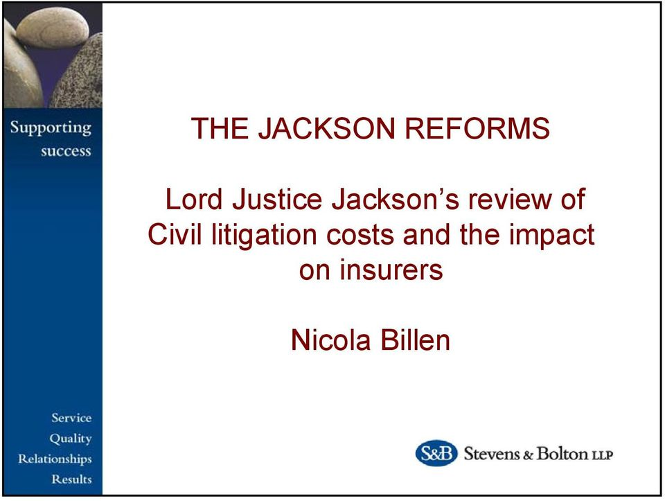 Civil litigation costs and