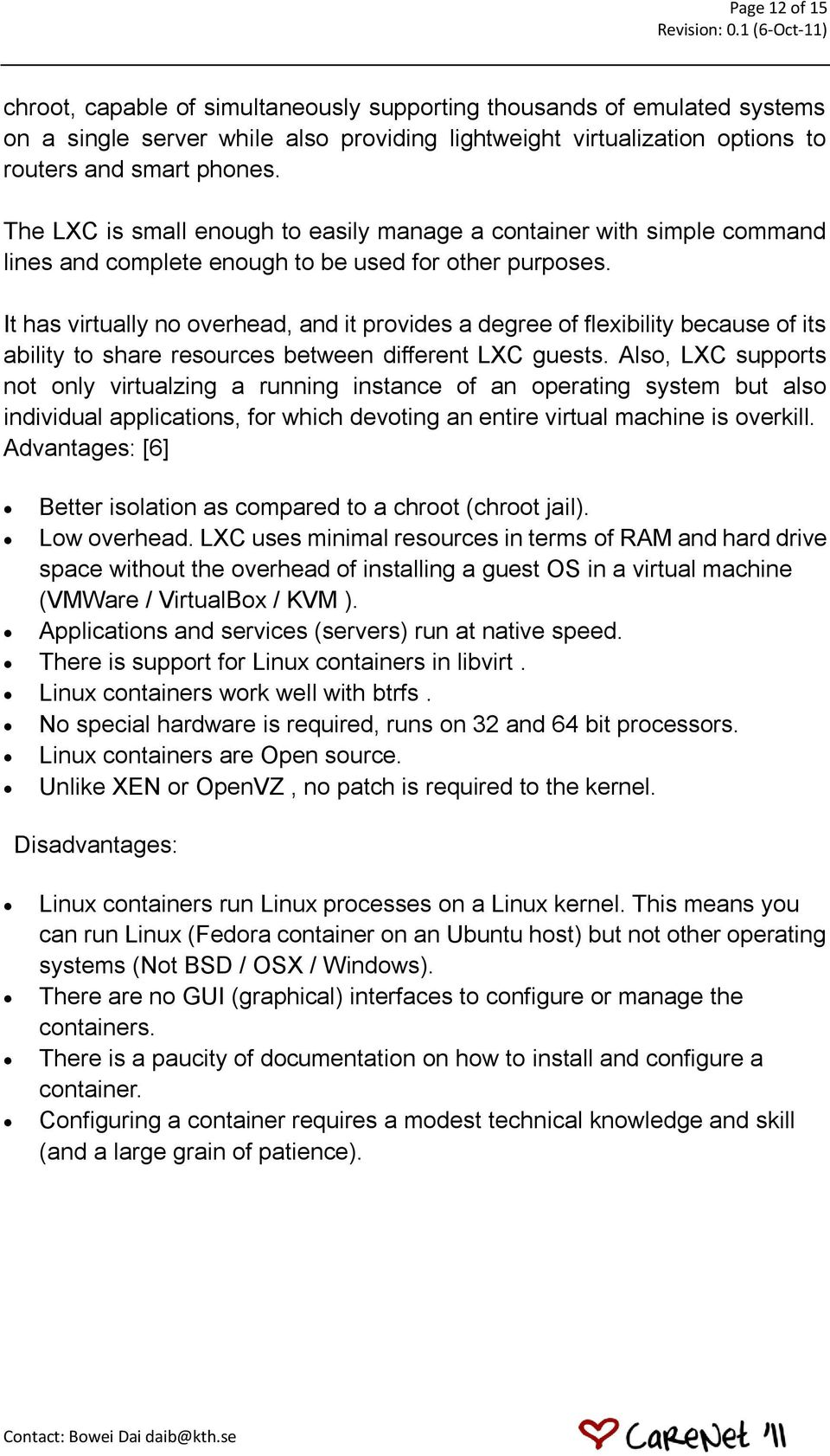 Virtualization analysis - PDF