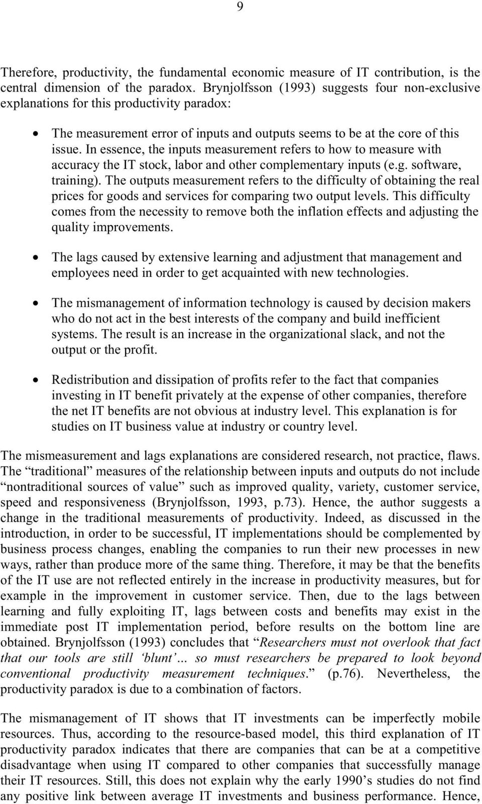 Drivers Of Erp Systems Business Value Pdf Free Download