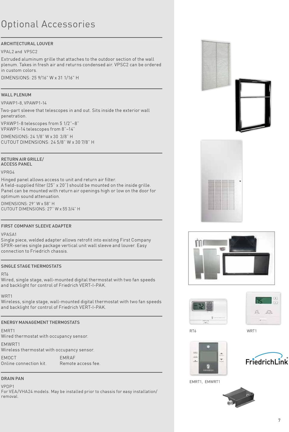 Single Package Vertical Air Conditioners  Vert-I-Pak - PDF