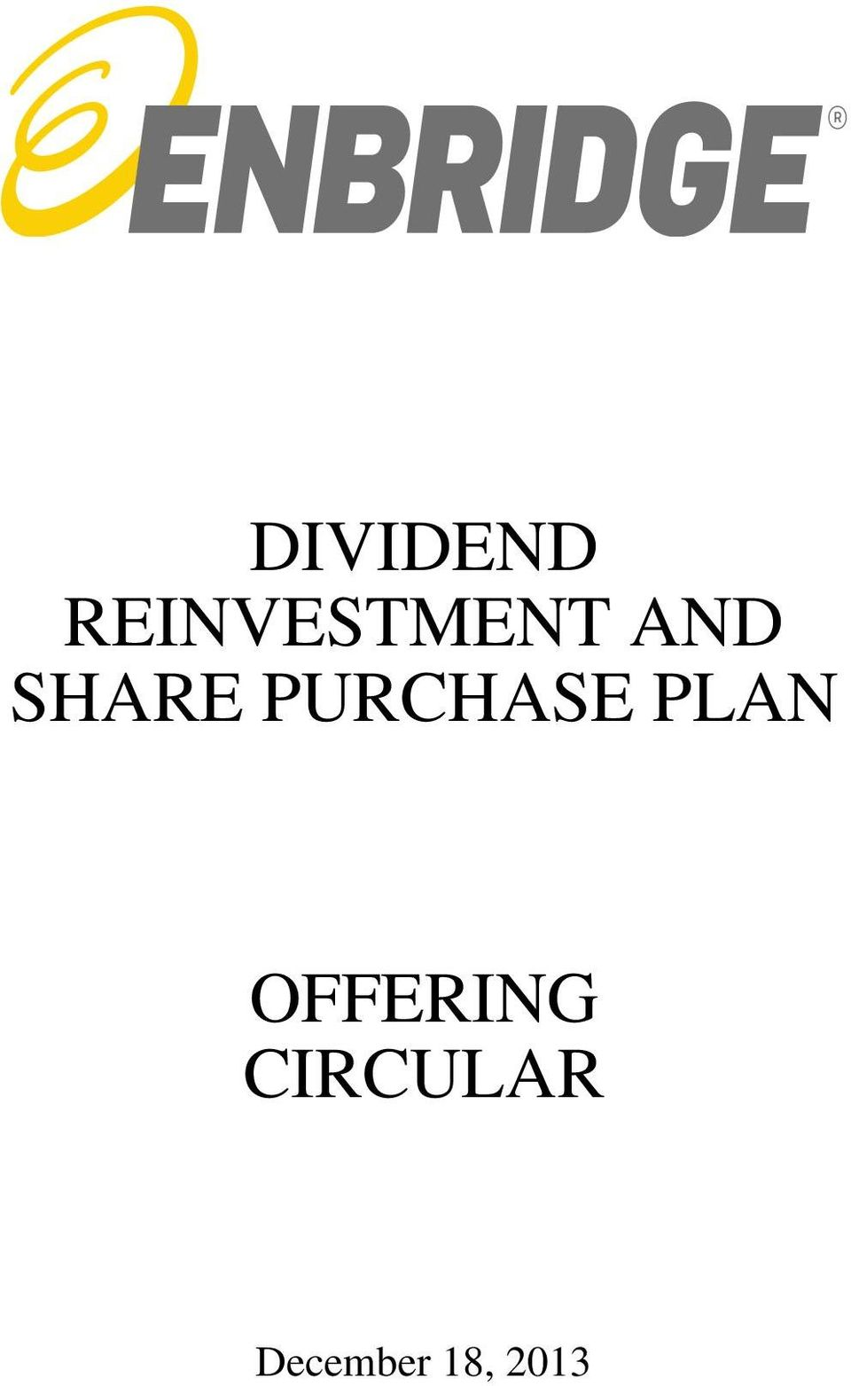 SHARE PURCHASE PLAN