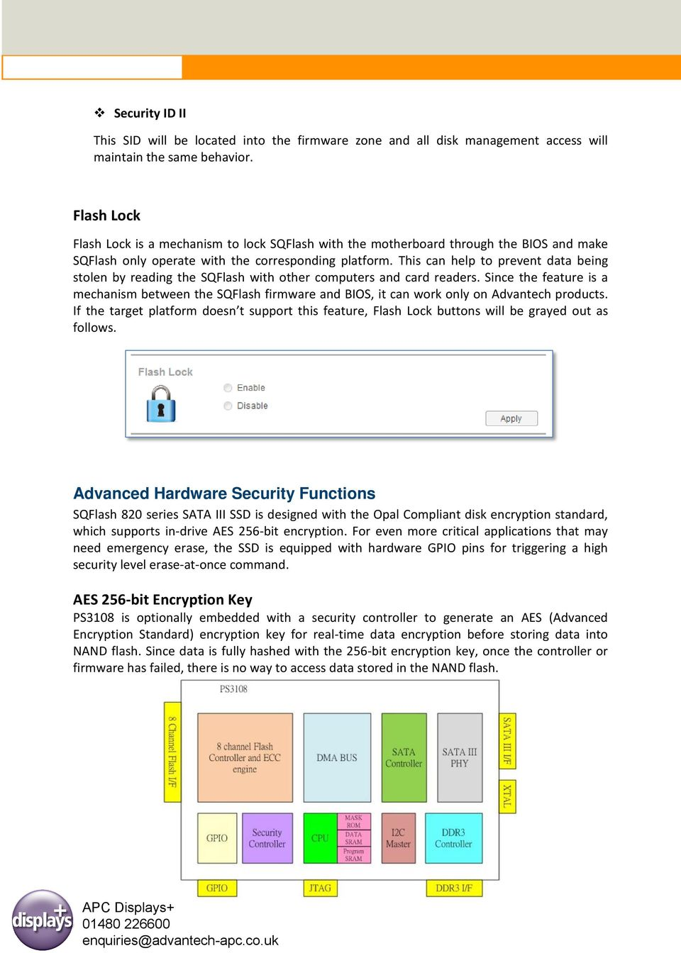 Industrial Flash Storage Trends in Software and Security - PDF