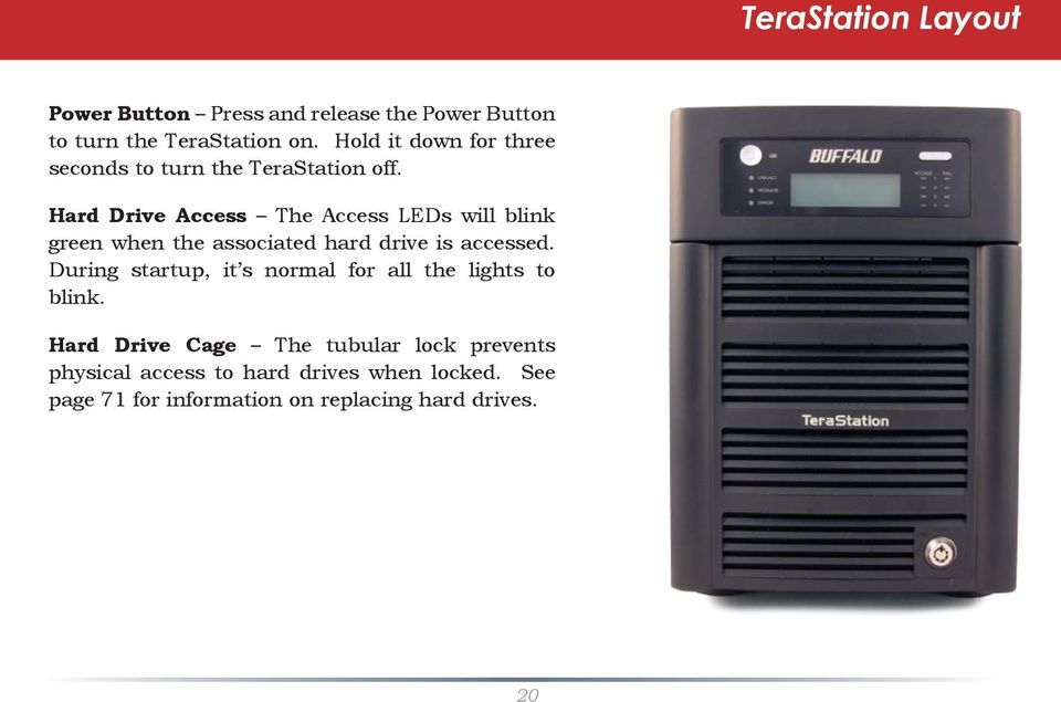 User Manual TeraStation Pro II TS-HTGL/R5 - PDF
