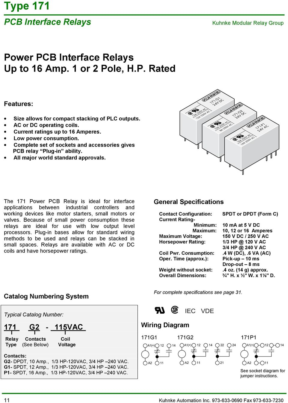 Kuhnke Technical Data Contact Details Pdf Dpdt Relay Schematic Symbol Safety Relays Te Connectivity A 0v Ac 7 G 4v Dc 8a