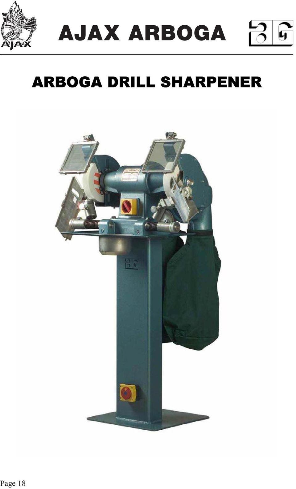 Ajax Arboga Pdf. 19 Drill Grinding Attachment The Simple Solution Bep 308 With Axiom Eyeshield Arboga Bepab Attachments A B. Wiring. Br Tool Bench Grinder Wiring Diagram At Scoala.co