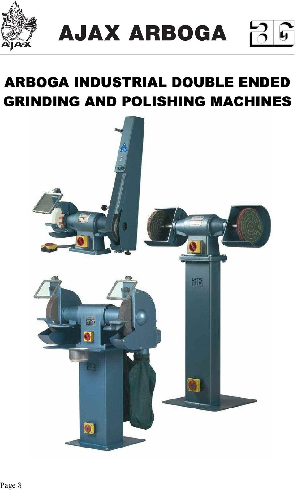 Ajax Arboga Pdf. 9 Art E308 Epu312 Wku12 Exhaust The Arboga Grinding And Polishing Machines Are Manufactured For Heavy Duty Use In Industry. Wiring. Br Tool Bench Grinder Wiring Diagram At Scoala.co